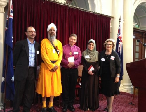 UN World Interfaith Harmony Week at Queen's Hall