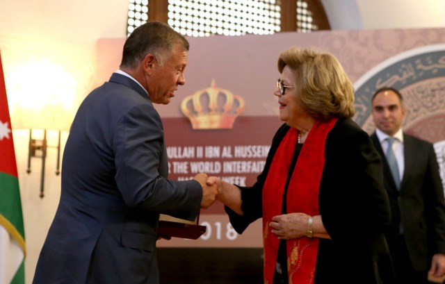 2018 King Abdullah & Helen Summers