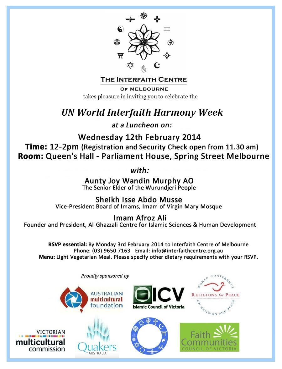 2014 UNWIHW Invitation