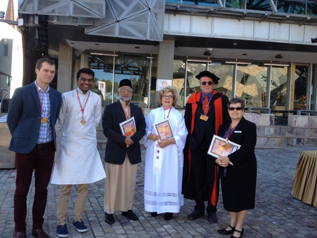 Buddha's day and Multicultural Festival Federation Square 2016