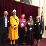 UN World Interfaith Harmony Week at Queen's Hall