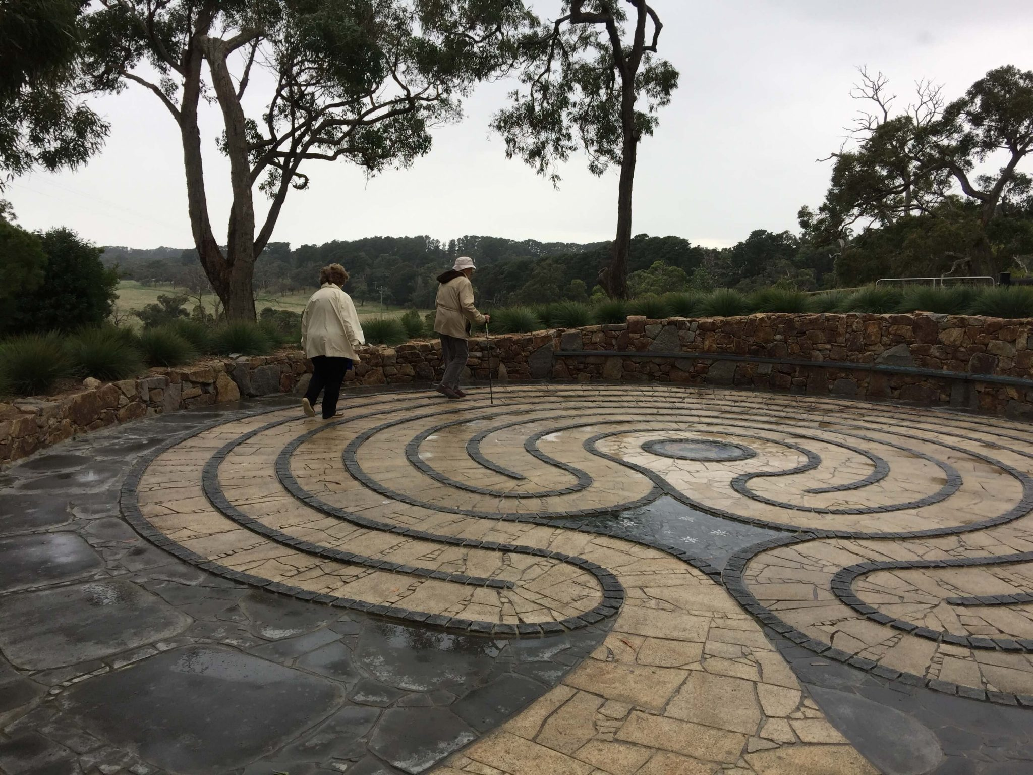 ICM World Labyrinth Day 2017