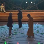 United Nations International Day of Peace - Walking Together for Inner and Outer Peace on the timeless path of the labyrinth