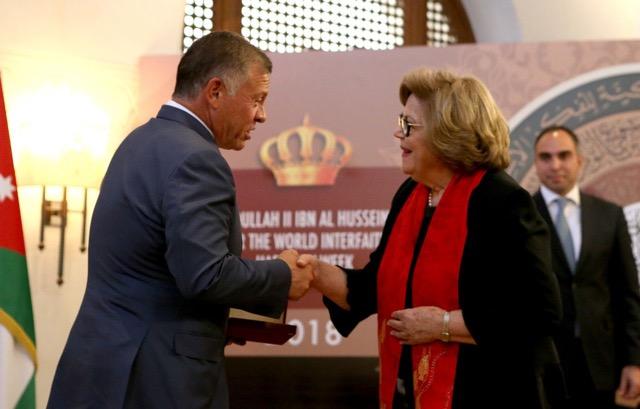 2018 King Abdullah & Helen Summers