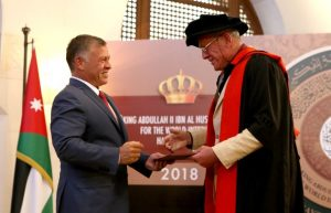 2018 King Abdullah and Dr N. Coleman