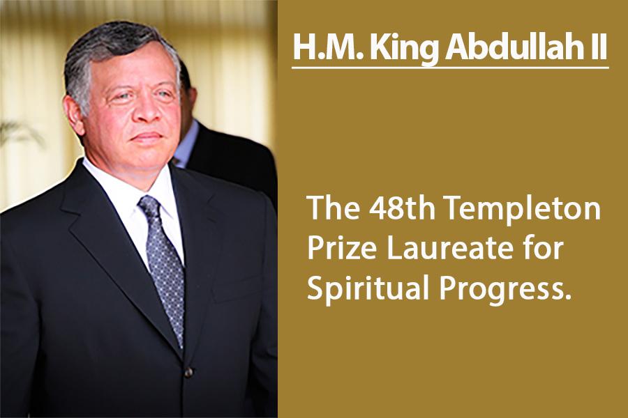 H.M. King Abdullah II